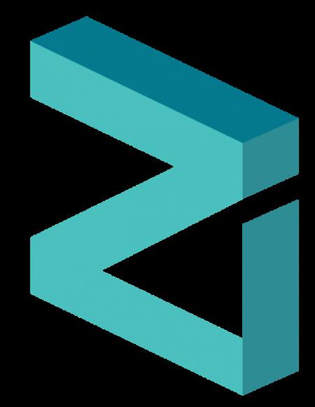 Zilliqa Coin Logo
