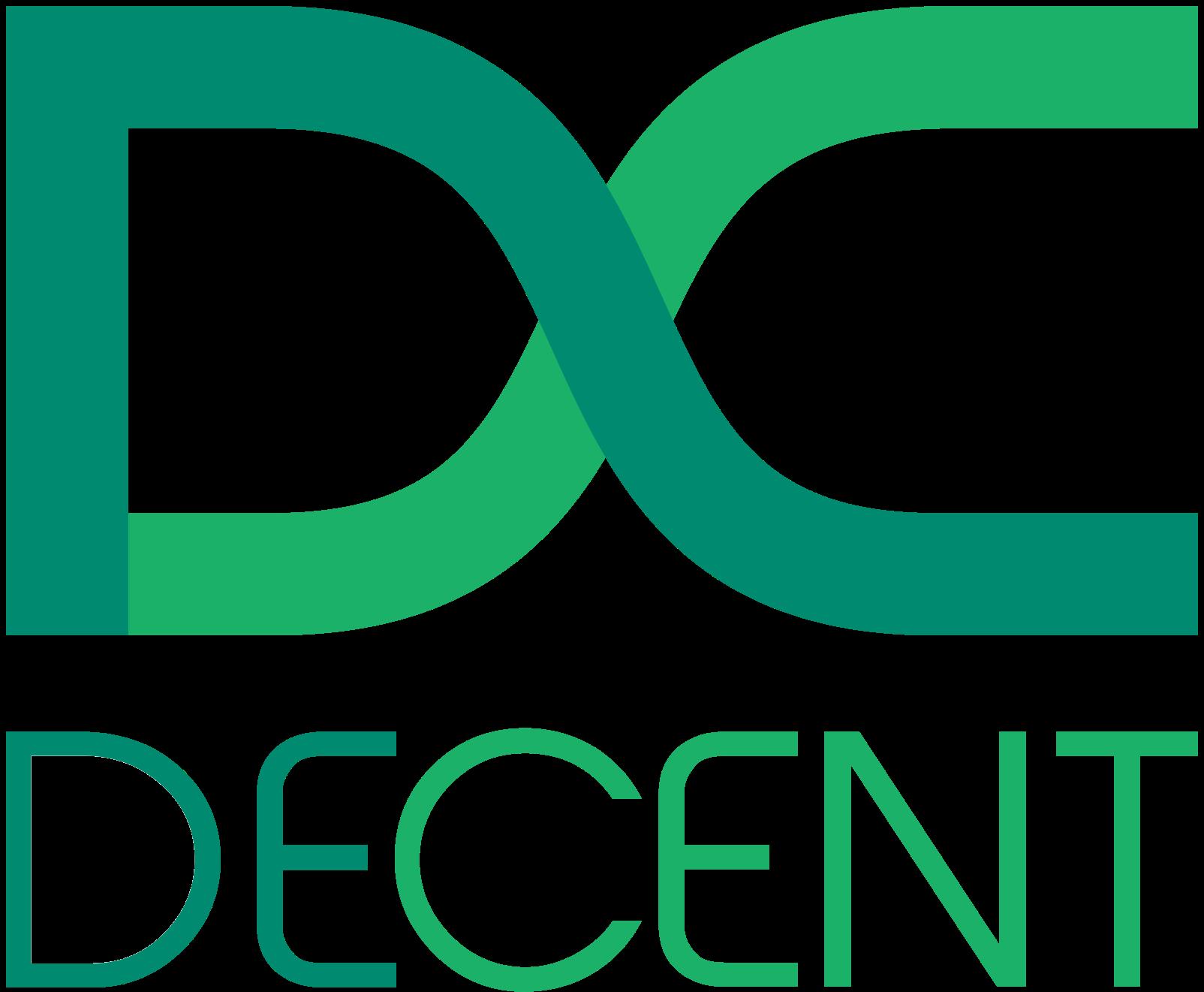 DECENT Coin Logo