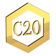 CRYPTO20 Logo
