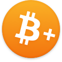 Bitcoin Plus Logo