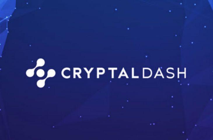 CryptalDash Logo
