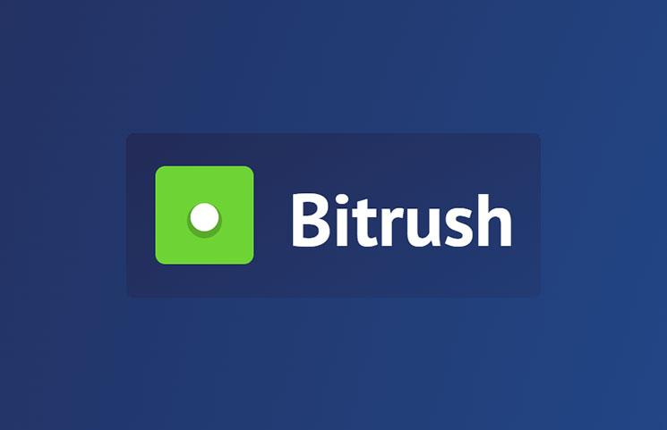Bitrush Logo