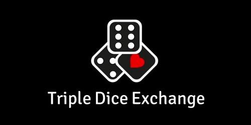 Triple Dice Exchange Logo