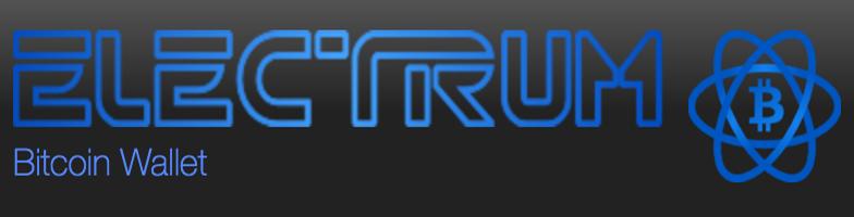 Electrum Wallet Logo