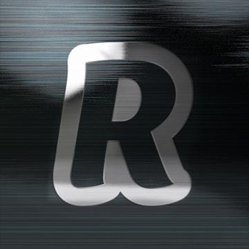 Revolut Metal Logo