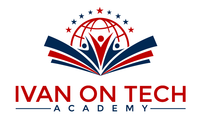 Ivan on Tech Academy Logo