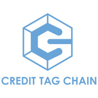 Credit Tag Chain Coin Logo
