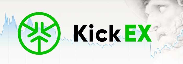 KickEx logo
