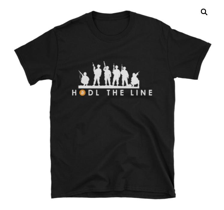Cryptocurrency Merchants: HODL Monkey - HODL Shirt