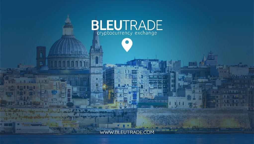 Bleutrade in Malta