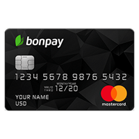 Bonpay Card Picture of Card