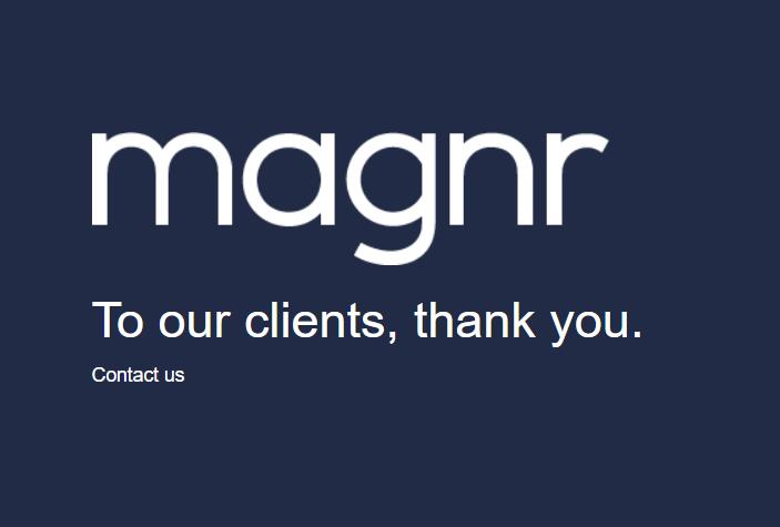 Magnr Message