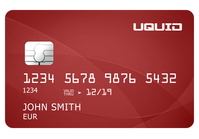 Uquid Card Picture of Card