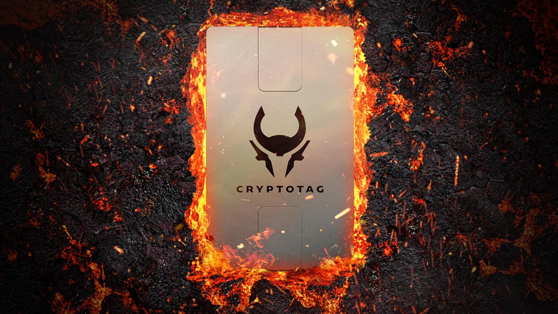 CRYPTOTAG Fire