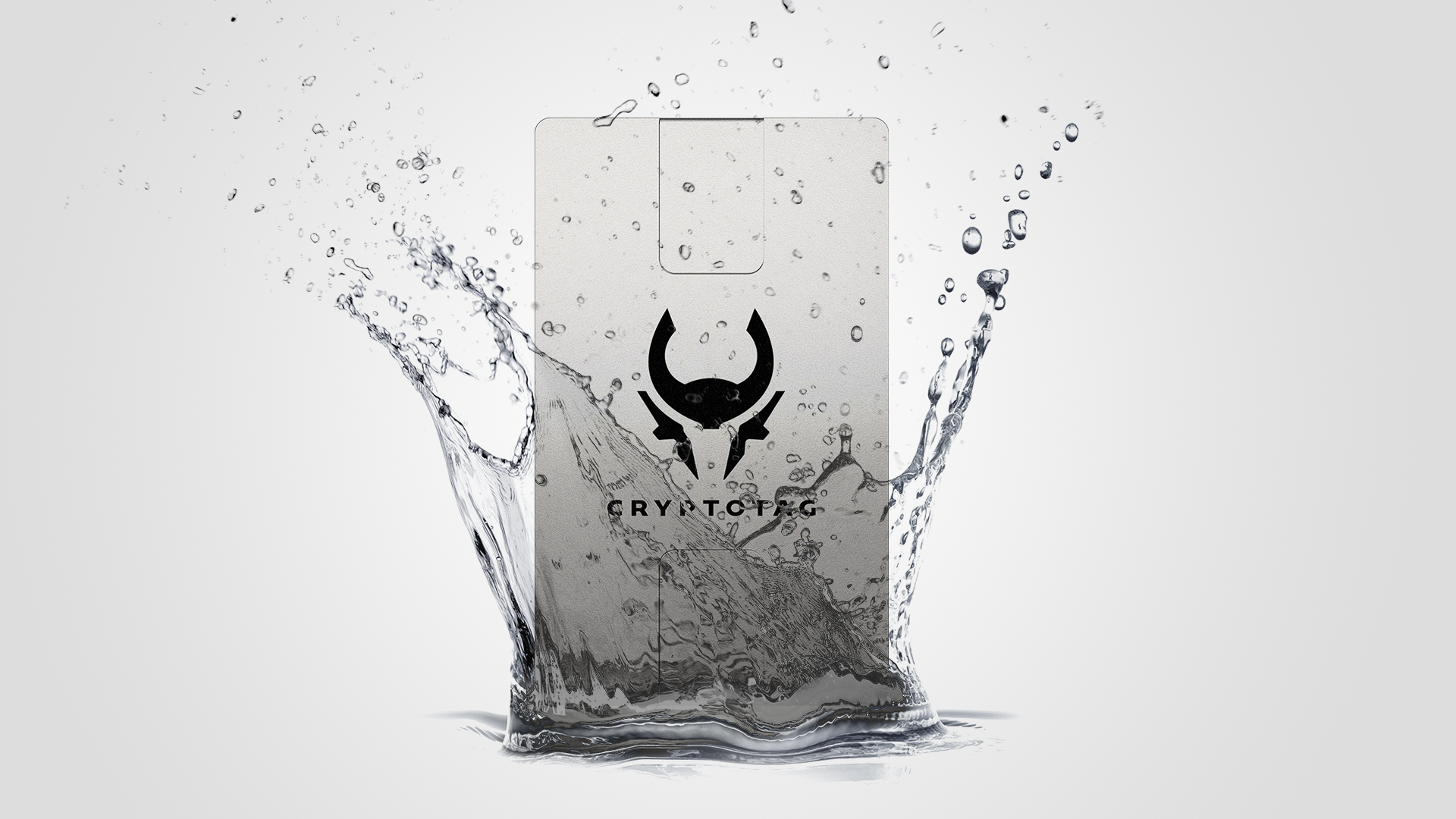 CRYPTOTAG Water