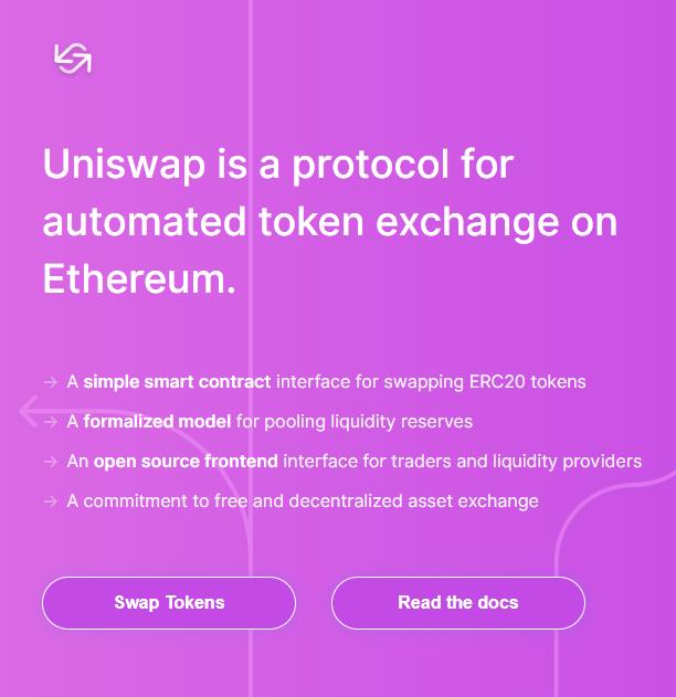 Uniswap Picture