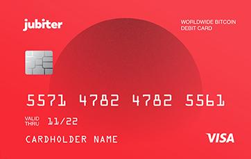 Jubiter Card