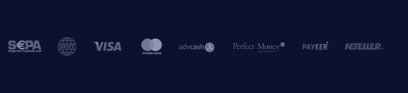 BTCBIT.net Deposit Methods