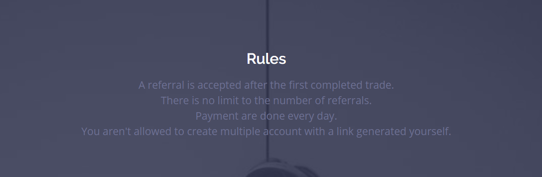 BTCbear Referral Program Rules