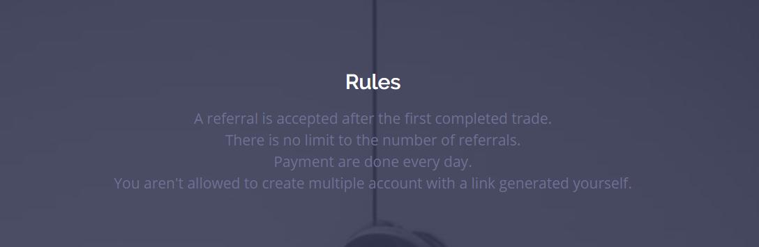BTCbear Referral Program Rules