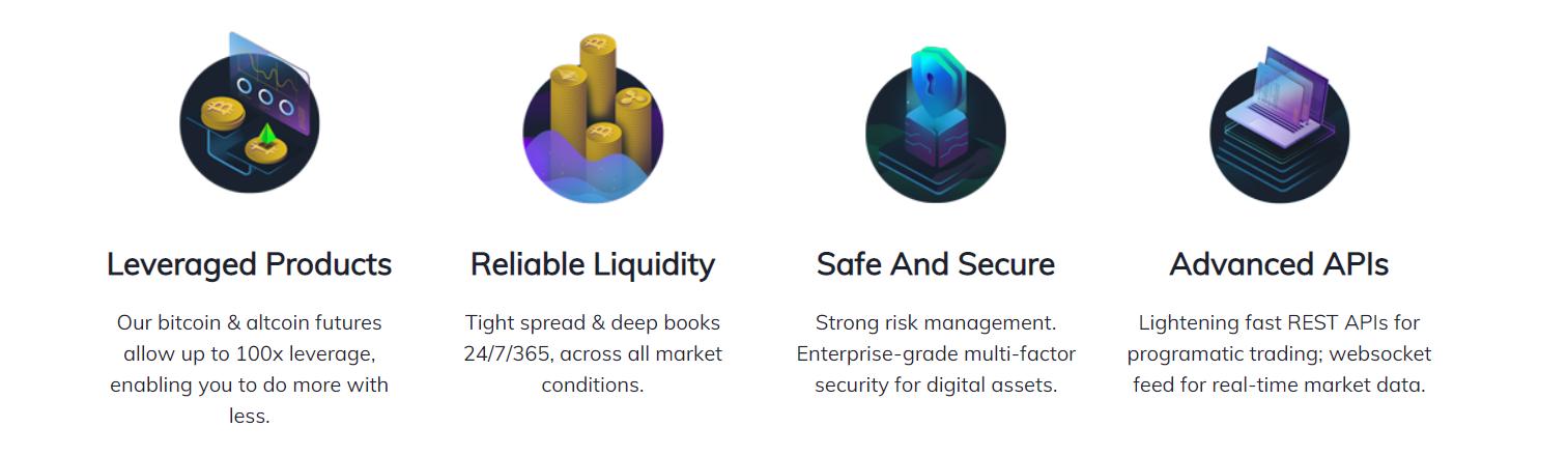 Delta Exchange Four Factors