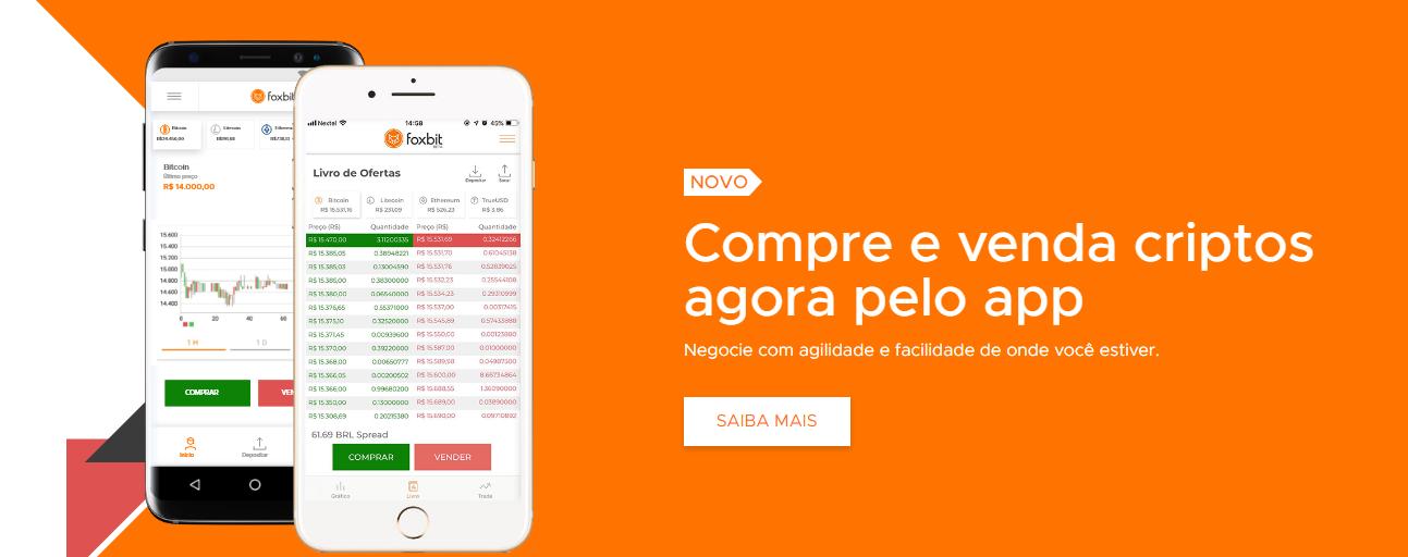 Foxbit Mobile Support