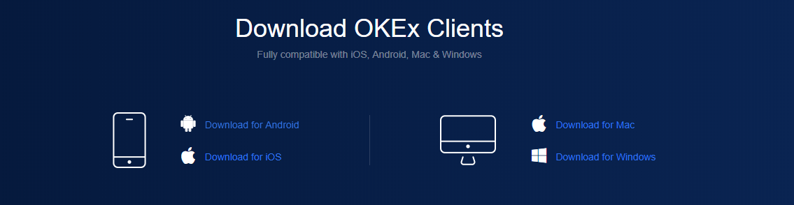 OKEx Mobile Support