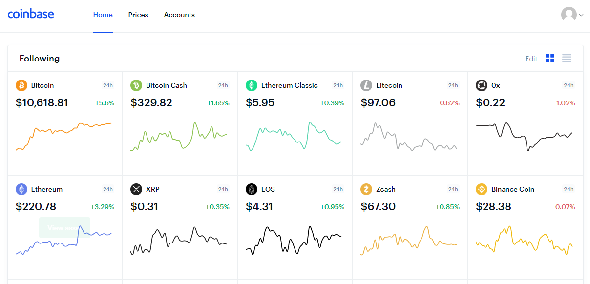 Coinbase Wallet Overview