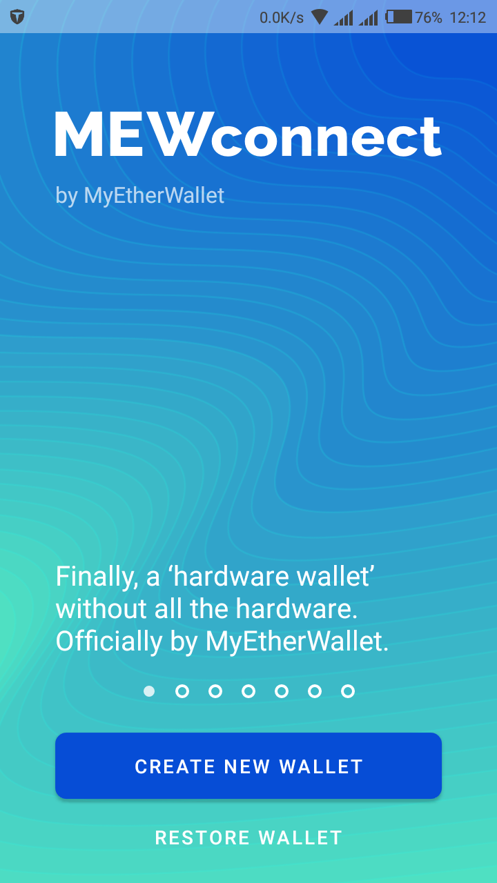 MyEtherWallet Intro Picture