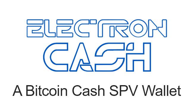 Electron Cash Wallet Intro Picture