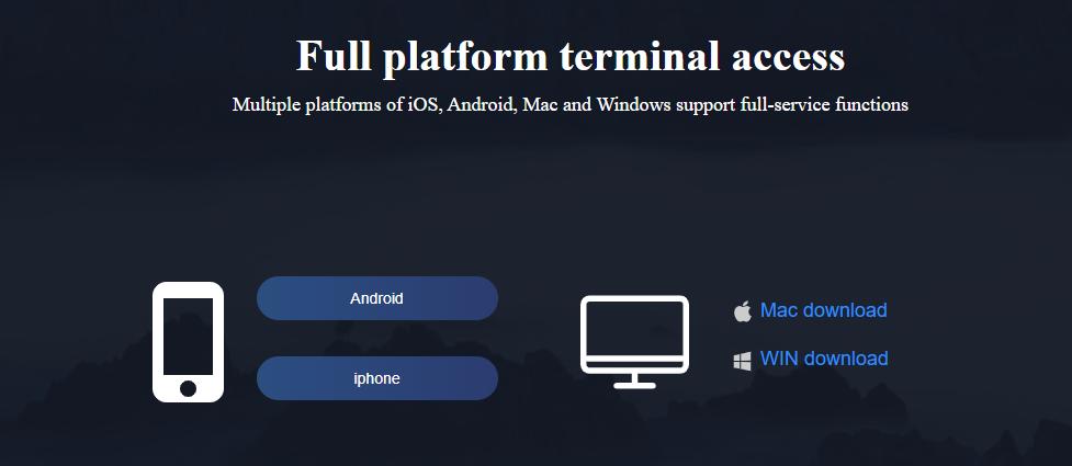 FUBT Full Platform Terminal Access