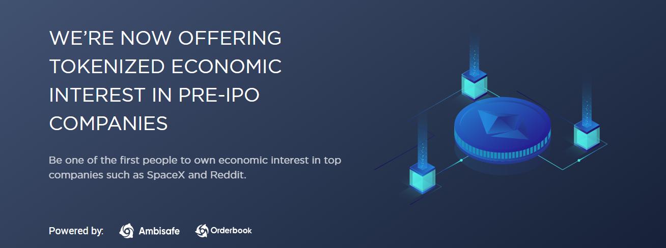 Orderbook.io Pre-IPO