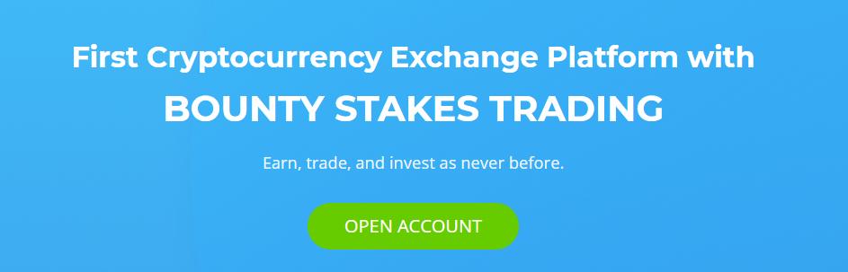 Tokpie Bounty Stakes Trading