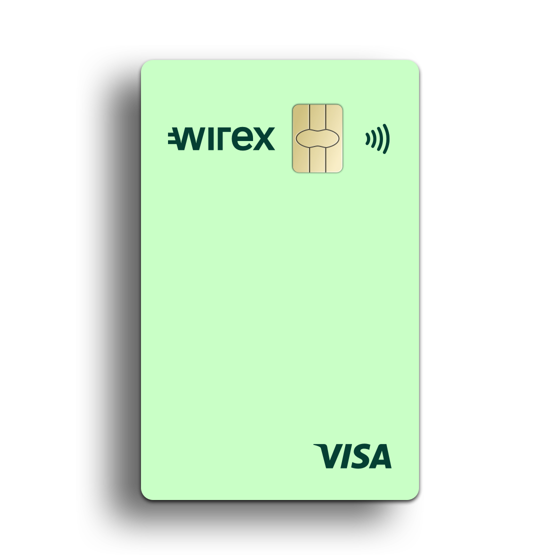 Wirex Card New Picture of Card