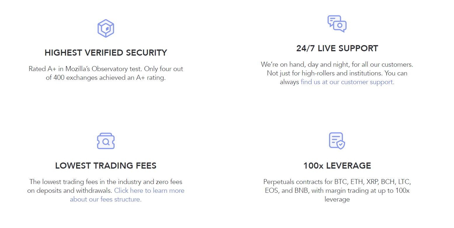 BaseFEX Advantages